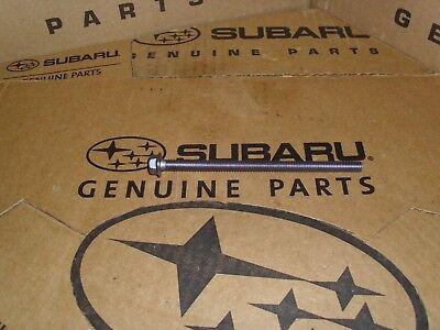 Genuine OEM Subaru Forester Idler Pulley Flange Bolt 1998-2008 (73790AC100)