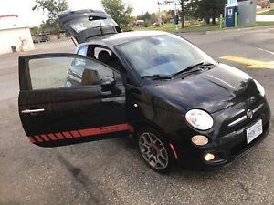 2014 Fiat 500 Sport 1.4L No accidents $5650 Negotiable