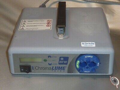 Bfw Chroma Lume Turbo Light Source Storz Wolf Olympus Acmi 640hr Chromalume