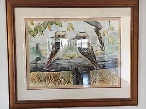 Kookaburra Painting by Lavett Palm Beach Gold Coast South Preview