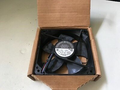 Comair Rotron Muffin 48v Dc Fan Model Mc48a7 .18a 8.4w 4-2332 Free Shipping
