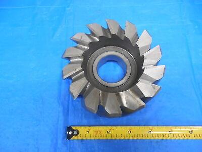 Weldon 5 Diameter 1 12 Pilot .625 Key Width Shell Mill Cutter S-500-9 Hss-co