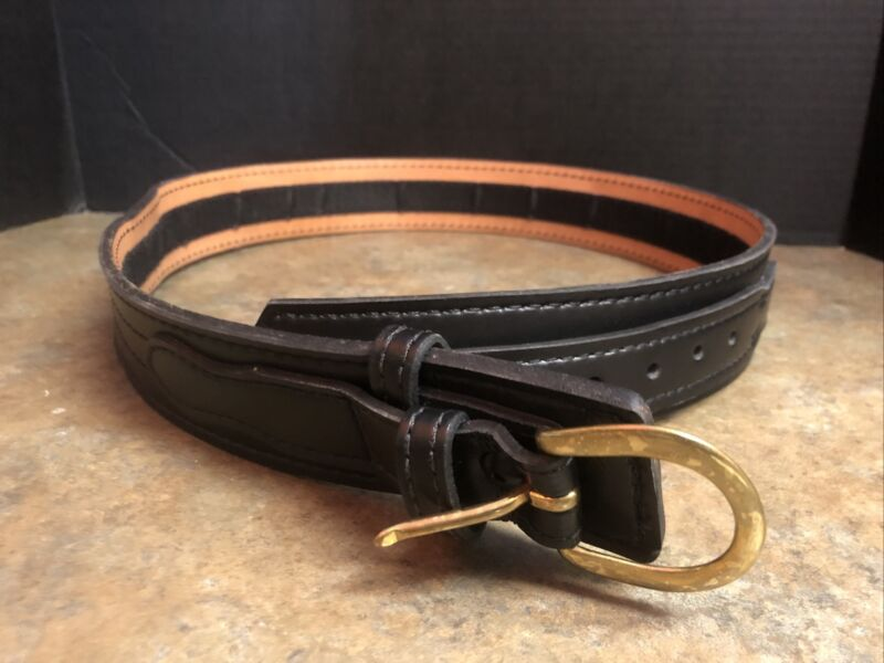 "safariland duty belt Patrol Style model 146V Black Size 40"""