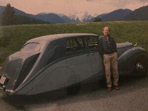 1951 Daimler Regency Hooper