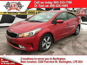 2018 Kia Forte LX, Automatic, Heated Seats, Rear View Mirror