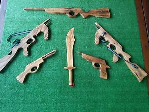 Wooden Guns Maryborough Fraser Coast Preview