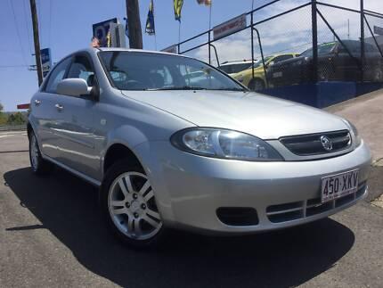 2006 Holden Viva Sedan