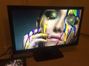 "HP ProDisplay P221 LED-backlit LCD monitor 22"""