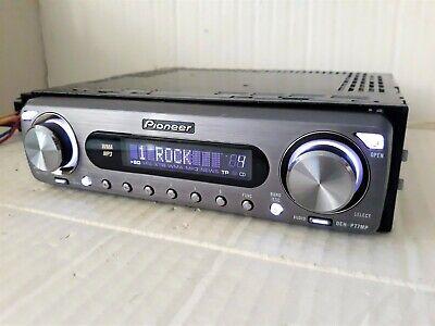 Usado, Pioneer DEH-P77mp Radio CD Player Receiver (inox), DAB / TV tuner control, Aux  segunda mano  Embacar hacia Argentina