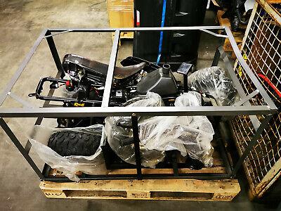 Mini Quad ATV Youngster 50 ccm schwarz Kinderquad gebraucht kaufen  Birkenfeld