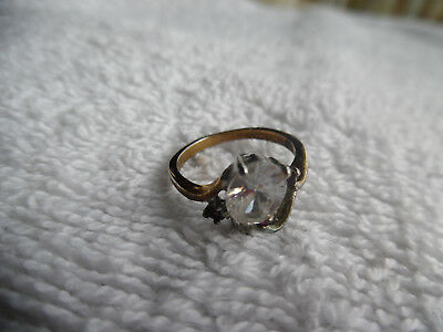 14K Gold Electroplate Ring 160-30XT
