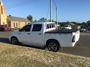 2009 Toyota Hilux Ute Gymea Bay Sutherland Area Preview