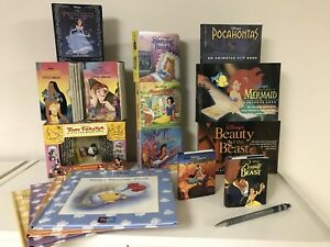 Disney Children  Small Books Collection
