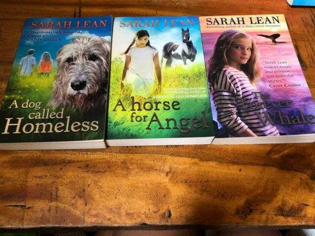 3x Sarah Lean Books Childrens Books Gumtree Australia Tweed