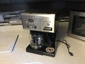 Cuisinart Coffee Maker and Hot Water System