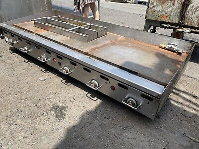 Vulcan 72 Gas Griddle W Thermostatic Controls