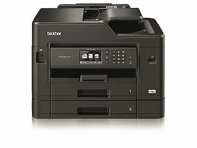 Brother MFC-J5730DW Tintenstrahl-Multifunktionsgerät A4 4-in-1 Kopie Scan Fax  (Drucker Fax Kopie Scan)