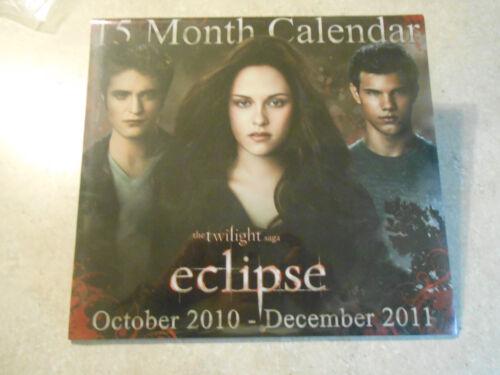 L@@K A+ Factory Sealed (BRAND NEW) The Twilight Saga ECLIPSE 15 Month Calendar