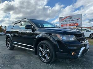 2015 Dodge Journey Crossroad!! DVD! 7 PASSENGER!