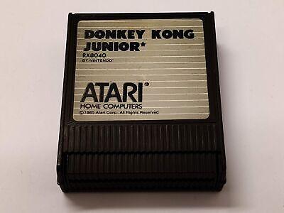 Donkey Kong Junior | Atari XE PAL | Unboxed
