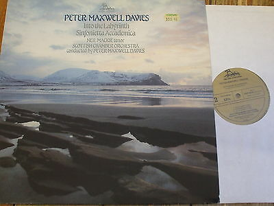 DKP 9038 Maxwell Davies Into the Labyrinth etc. / Mackie / Maxwell Davies