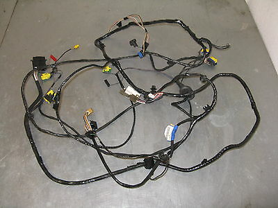 Genuine Cable Loom Interior Rear Renault Laguna II 8200124642