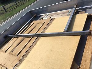 Ladder rack for ute Runcorn Brisbane South West Preview