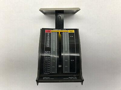 Pelouze Two Pound Scale Model X2 Non-digital Postal Scale 1999