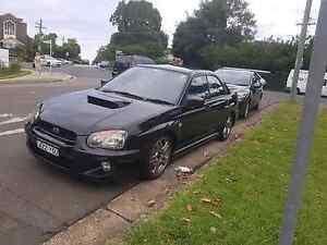2004 Subaru Impreza Wrx very clean Mortdale Hurstville Area Preview