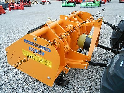 Selvatici M1206 Spader Spading Machine 48wx10 Deep Us Parts Tech Support