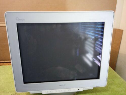 """NEC FE771SB Diamondtron 17"""" CRT Monitor"""