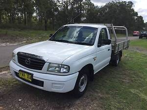 2003 Mazda B2600 Ute Killingworth Lake Macquarie Area Preview