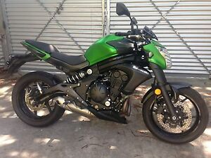 2014 Kawasaki Er6nl Zillmere Brisbane North East Preview