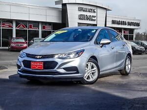 2016 Chevrolet Cruze LT..ONE OWNER..LOCAL TRADE..ONLY 19,000 KLM