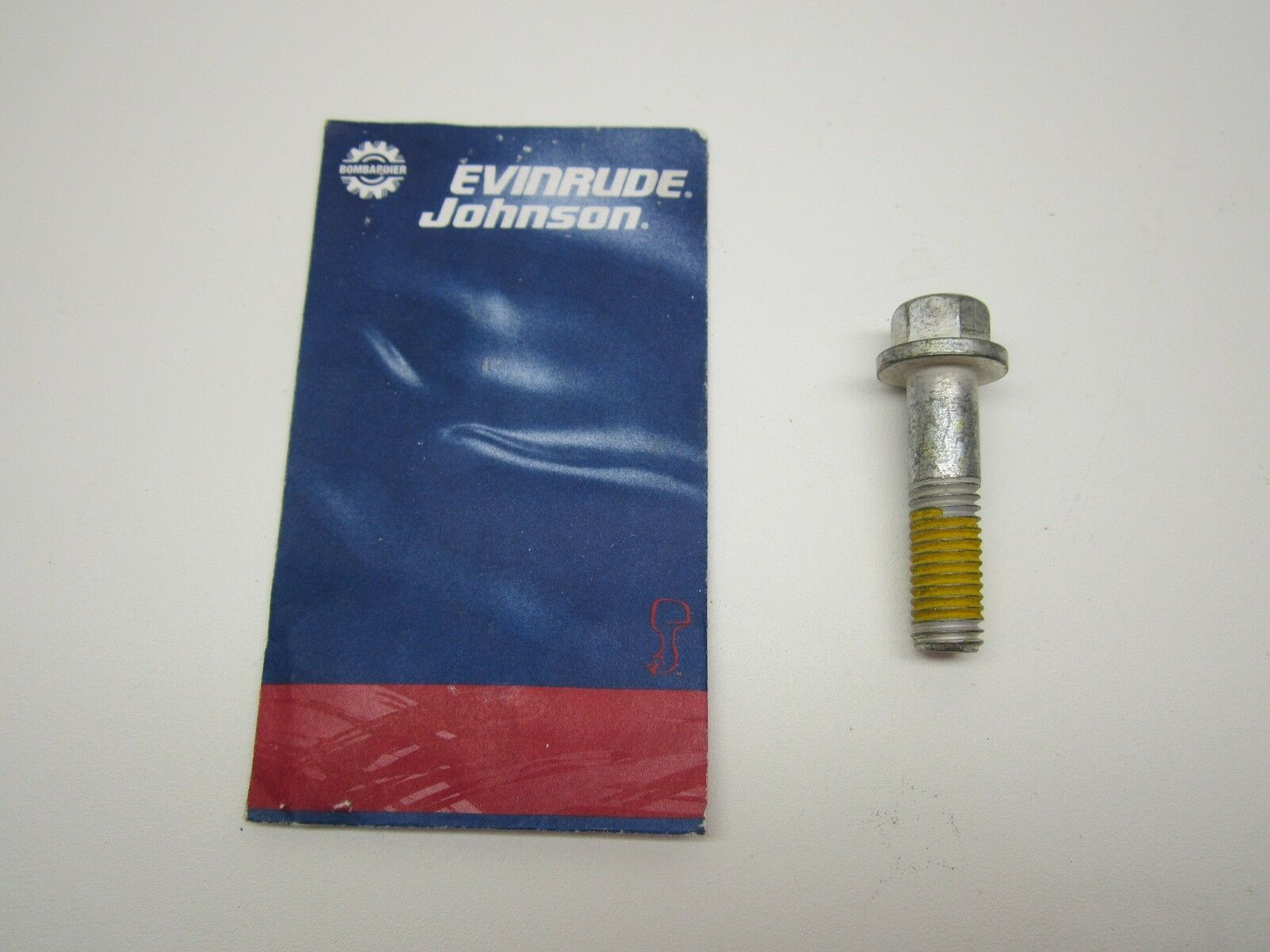 OEM Johnson Evinrude 344277 / 0344277 Screw