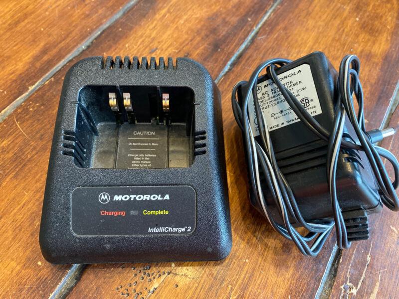 Motorola Charger RPX4747A Rapid HT1000 MT2000 MTS2000 XTS3000 XTS3500 XTS5000
