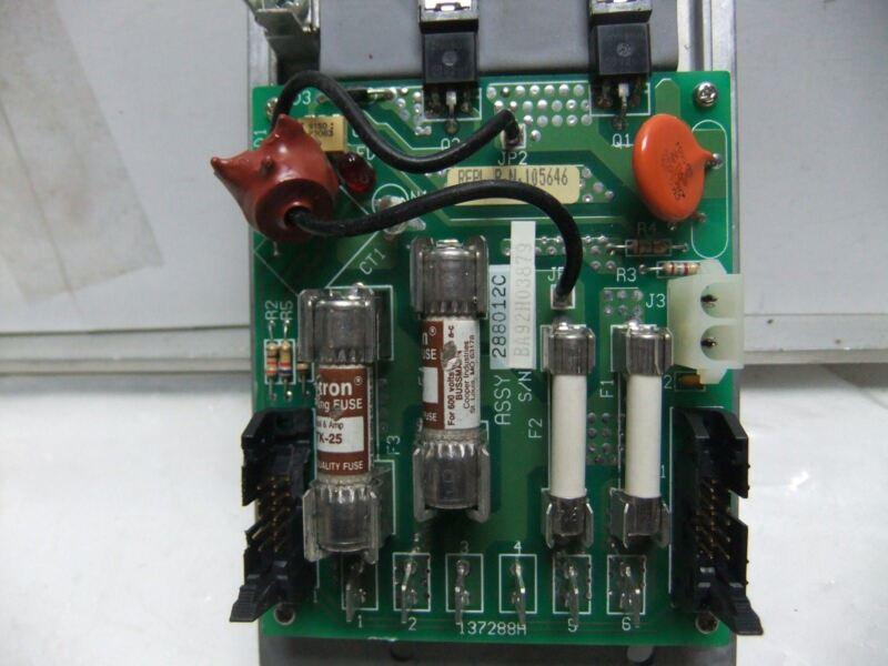 Nordson Board for Glue Gun 288012C Nice