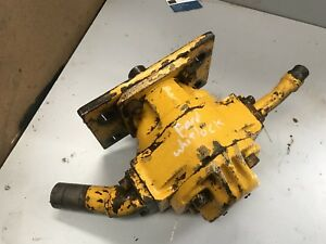 Ford Whitlock Digger Hyd Hydraulic Pump Based On Ford 3000
