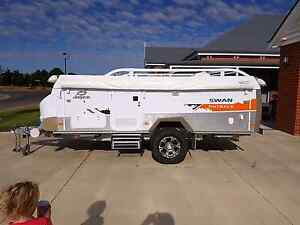 2012 Jayco Swan Outback Moama Murray Area Preview