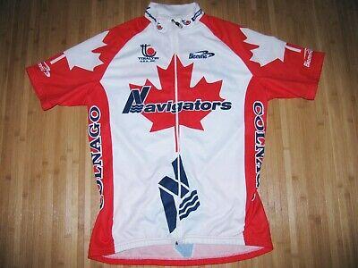 NICE Vintage Sportful Cycling Jersey Mens Large L Campagnolo Gran Fando 1995