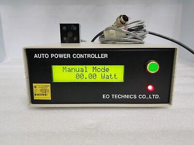 Ophir Laser Power Meter Sensor 170614a Auto Power Controller