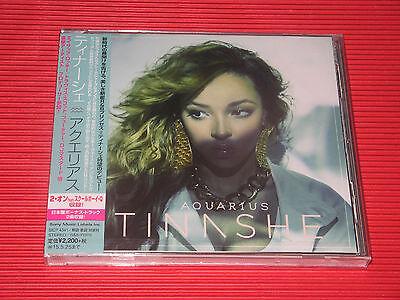 Tinashe Aquarius With Bonus Tracks  Japan Cd