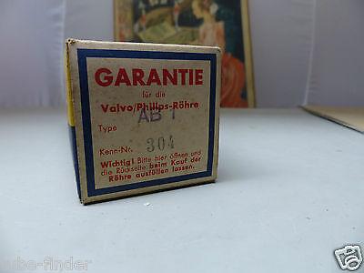 Valvo AB-1  in sealed BOX unused Tube Valvola Röhre