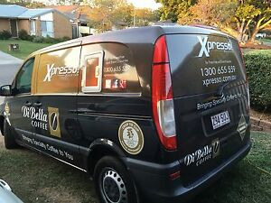 Coffee Van Dibella for sale Geebung Brisbane North East Preview