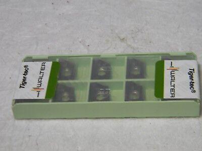 Walter Valenite Carbide Milling Insert Adgt1606 Wsm35 Ticn Coat Qty10 5639608