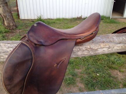 Toptani jumping saddle Mudgee Mudgee Area Preview