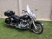 Harley Davidson Road King 2013 Glenelg Holdfast Bay Preview