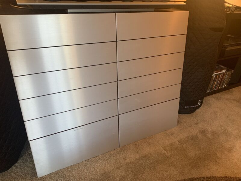 Bang & Olufsen Media Cabinet 'LOCAL PICK UP ONLY'