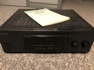 Kenwood 5.1 home theater receiver