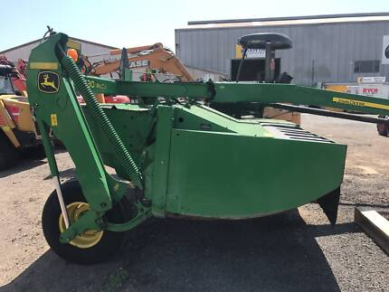 JOHN DEERE MoCo630 MOWER CONDITIONER